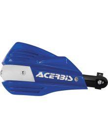 Acerbis X-Factor Handguard Blue