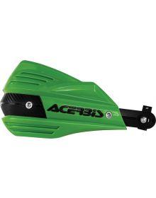 Acerbis X-Factor Handguards Green