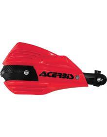 Acerbis X-Factor Handguards Red