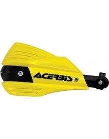 Acerbis X-Factor Handguards Yellow