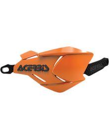 Acerbis X Factory Handguards Orange/Black