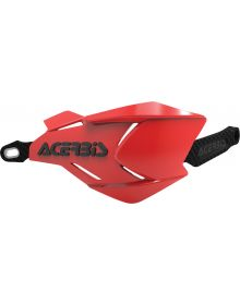 Acerbis X Factory Handguards Red/Black