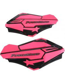 Powermadd Sentinal Handguard Pink/White
