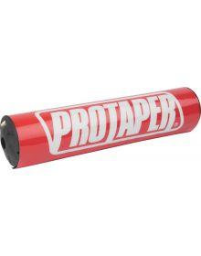 Pro-Taper Crossbar Pad 8 in Race Red