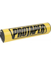 Pro-Taper Crossbar Pad 8 in Race Yellow