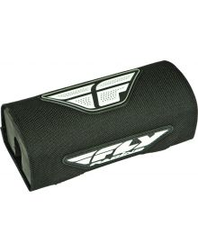 Fly Racing Taper 7.0 Inch Crossbar Pad Black