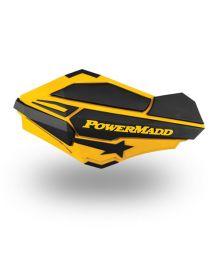 Powermadd Sentinal Handguard Ski-Doo Yellow