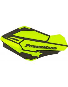 Powermadd Sentinal Handguard Charcoal/Hi-Vis