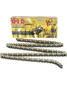 DID 530 Pro-Street VX Series X-Ring Chain Master Link Black