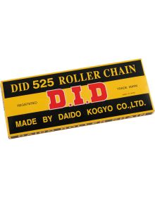 DID Standard Chain 525-110 Black