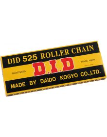 DID Standard Chain 525-120 Black