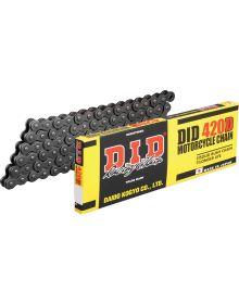DID Standard Chain 420-100 Black