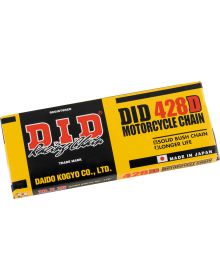 DID Standard Chain 428-130 Black