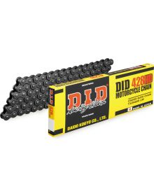 DID Heavy-Duty Chain 428-130 Black