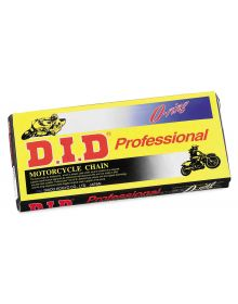 DID Professional O-Ring Chain 420V-120 Links Black