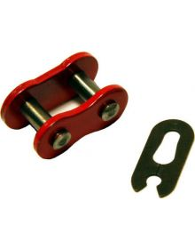 Factory Spec Chain 520NZ Master Link Red