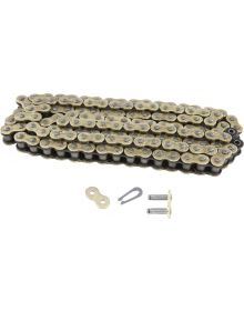 Fly Racing Chain 428-130 Gold