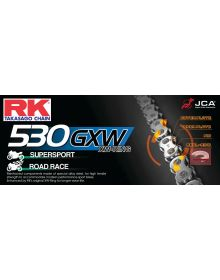 RK GXW Chain 530GXW-120 Natural