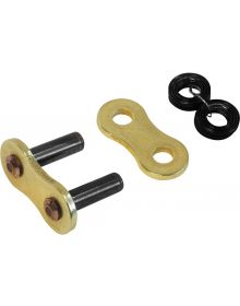 RK GXW Chain Master Link 530GXW Rivet Gold