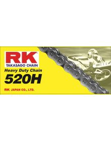 RK M Chain 520H-130 Heavy Duty Black