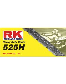 RK M Chain 525H-110 Heavy Duty Black