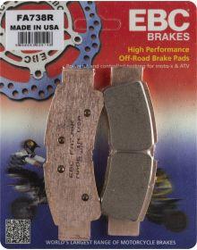 EBC Brake Pads FA738R