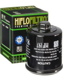 Hi-Flo Oil Filter HF197