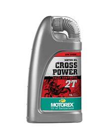 Motorex Cross Power 2T Oil 1 Liter