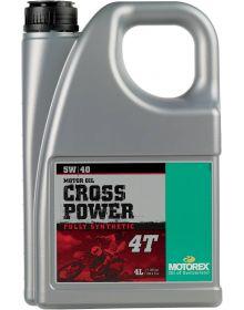 Motorex Cross Power 4T Oil 5W/40 4 Liter