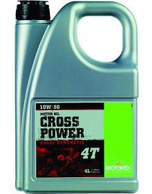 Motorex Cross Power 4T Oil 10W/50 4 Liter