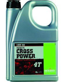 Motorex Cross Power 4T Oil 10W/60 4 Liter
