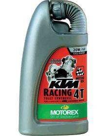 Motorex KTM Racing 4T Oil 20w/60 4 Liter