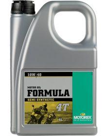 Motorex Formula 4T 10W/40 Oil 4 Liter