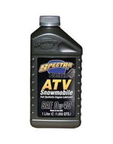 Spectro Platinum 4 ATV/UTV Snowmobile Oil 0W40 1 Liter