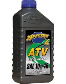 Spectro 4 ATV/UTV Oil 10w40 1 Liter
