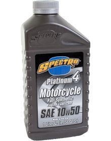 Spectro 4 Platinum Oil 10W50 Full Synthetic