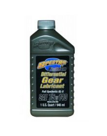 Spectro Platinum Differential Gear Lubricant GL-5 75w140 1 Liter