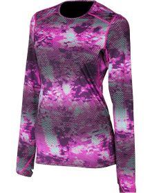 Klim Solstice 1.0 Shirt Womens Purple