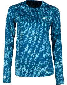 Klim 2019 Solstice 1.0 Womens Shirt Blue