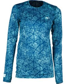 Klim 2019 Solstice 2.0 Womens Shirt Blue