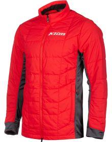 Klim 2021 Override Jacket High Risk Red/Asphalt