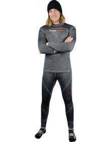 FXR Vapour Base Layer Shirt 50% Merino Wool