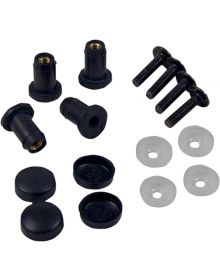 Powermadd Windshield Well Nut Kit