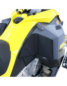 Skinz Console Knee Pads - Ski-Doo XP Chassis