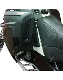 Skinz Console Knee Pads - Arctic Cat ZR W/New Panels