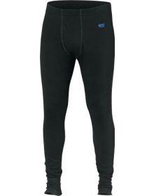 Minus 33 Midweight Womens Base Layer Pants Black