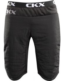 CKX Insulated Mid Layer Shorts Black