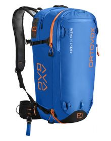 Ortovox Ascent 30 Avalanche Airbag Backpack Safty Blue