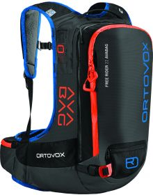 Ortovox Free Rider 22 Avalanche Airbag Backpack Black/Anthracite