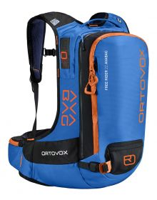 Ortovox Free Rider 22 Avalanche Airbag Backpack Safty Blue